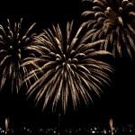昭和記念の花火の混雑はどの位?場所取りと屋台も解説
