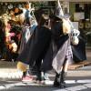 ハロウィンの衣装で男の子が仮装した記録~人気があるもので安く~