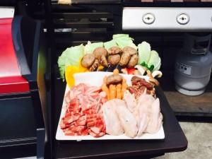 BBQ-食材