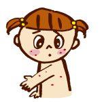 乳児の湿疹とあせもの違いが分からない!?見極めないと危険な事も…!?